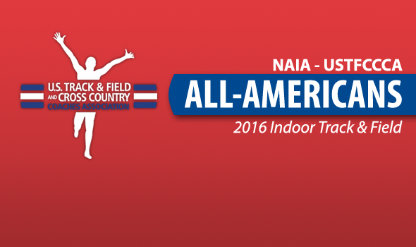 2016 NAIA All-Americans - Indoor Track & Field