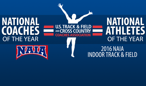 2016 NAIA Indoor National Awards Announced