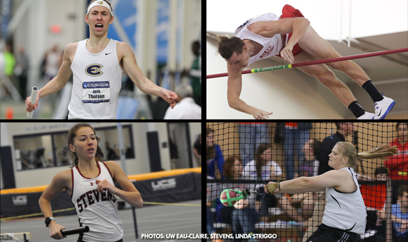 USTFCCCA Honors Outstanding Performers From NCAA DIII Indoor Meet