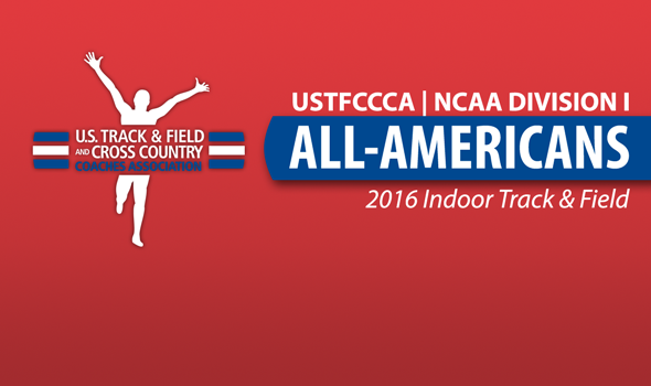 NCAA Division I Indoor All-Americans Announced