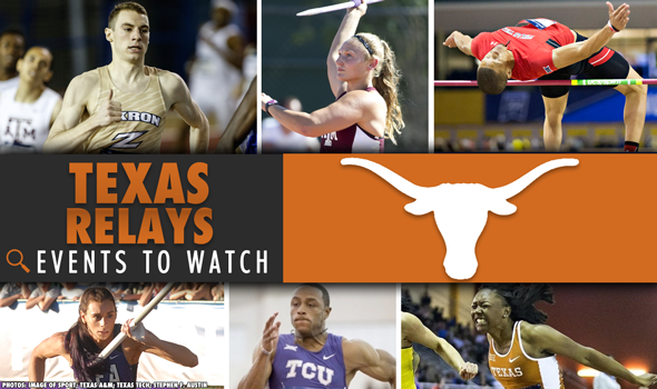 MEET PREVIEW: Texas Relays