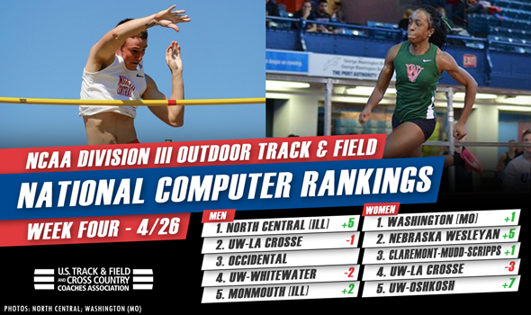 Two New No. 1 Teams in NCAA DIII Rankings