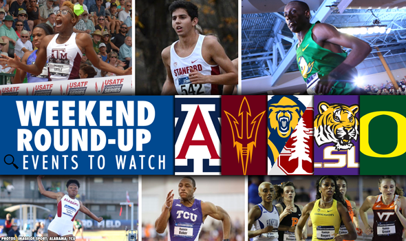 WEEKEND PREVIEW: Feast Your Eyes To The West