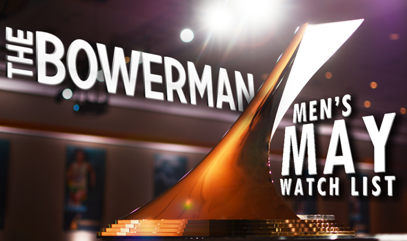 McBride, Yorks Added To May Edition Of The Bowerman Men's Watch List