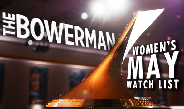 Price Joins May Edition of The Bowerman Women's Watch List
