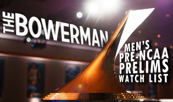 Three SEC Athletes Added To Pre-NCAA Prelims Men's Bowerman Award Watch List