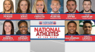 NCAA & NJCAA National Athletes of the Week (May 3)