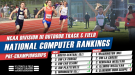North Central, WashU Own Top Spots Ahead Of NCAA DIII Championships
