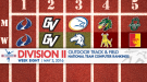 Ahead of Conference Championships, NCAA DII Teams Jockey For Rankings Position