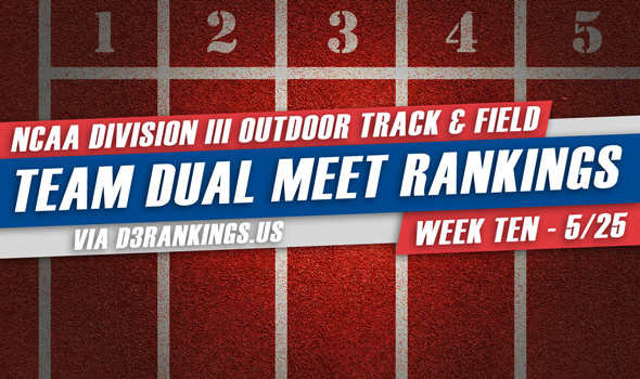 UW-La Crosse Holds Down Top Spot In Final NCAA DIII Dual Meet Rankings Of Regular Season