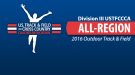 2016 All-Region Teams Announced For NCAA DIII Outdoor Track & Field