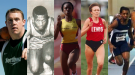 Five Standouts to be Inducted into NCAA DII Athlete Hall of Fame
