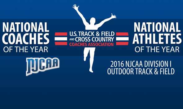 2016 NJCAA Outdoor National Awards Announced