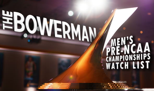 Pre-NCAA Outdoor Championship Version Of The Bowerman Men's Watch List Revealed
