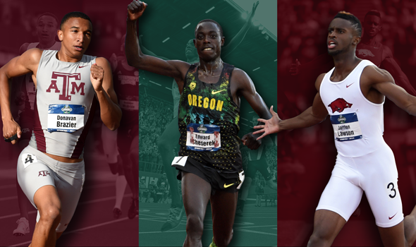 Men's Finalists Announced For 2016 The Bowerman Award