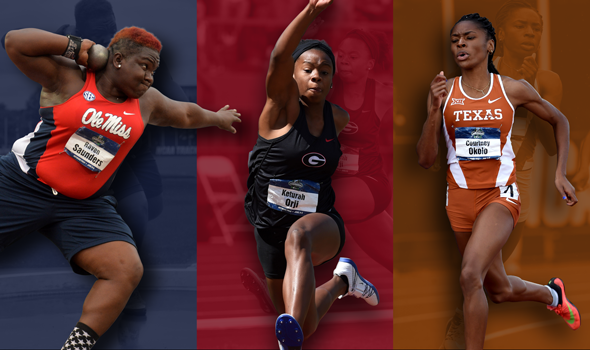Women's Finalists Announced For 2016 The Bowerman Award