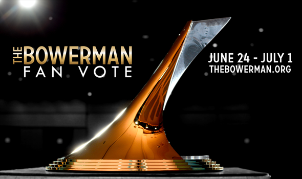 Fan Voting Now Open For 2016 The Bowerman Award