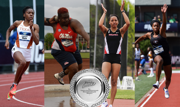 2015-16 Honda Sport Award Nominees For Track & Field Announced