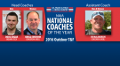 National Coaches of the Year Announced for NAIA Outdoor T&F