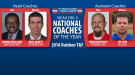 National Coaches of the Year Announced for NCAA DII Outdoor T&F