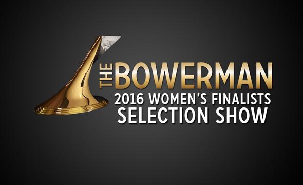 WATCH LIVE: Women's Finalist Announcement – The Bowerman