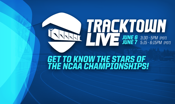 """LIVE TODAY: """"TrackTown LIVE"""" Women's Preview Show"""