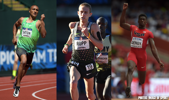 Three Bowerman Winners Through To Rio After Four Days In Eugene
