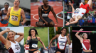 Seven More T&F Collegians Join Team USA Ranks