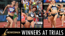 Three More Former Winners Of The Bowerman Award On Team USA