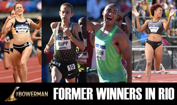 Breaking Down Bowerman Winners' Chances In Rio
