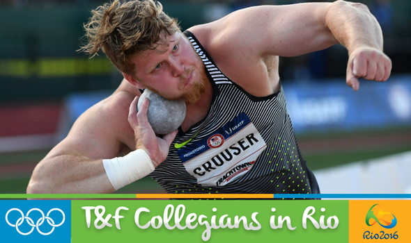 By The Numbers: Collegiate T&F Stars at the Rio Olympics