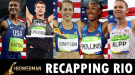 Former Bowerman Award Winners Shine In Rio