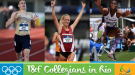 T&F Collegians At The 2016 Rio Olympics: By The Numbers