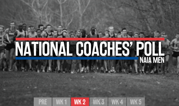 Shake Up At Top Of NAIA Men's XC Coaches' Poll
