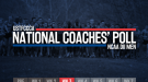 NCAA DII Men's National Coaches' Poll Shifts After Griak