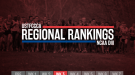 Three New No. 1 Teams In NCAA DIII XC Regional Rankings