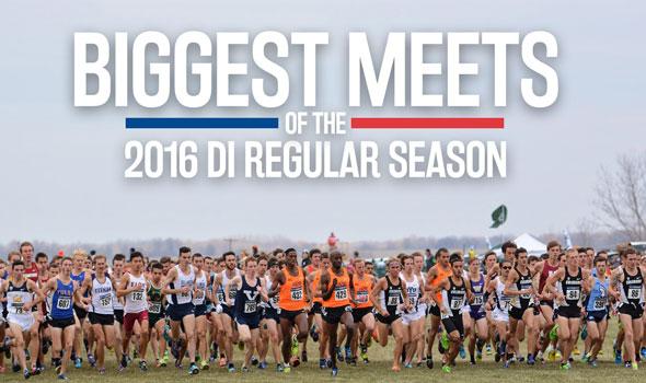 Looking Ahead: Top Meets of the NCAA DI Regular Season