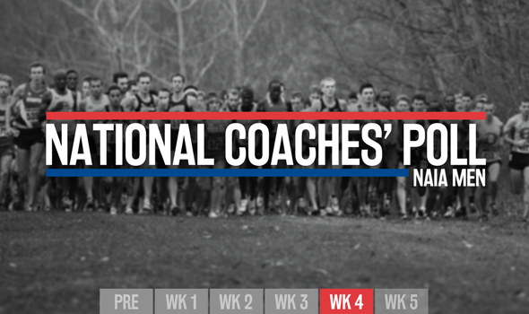 Bunch Of Movement Outside Top-5 In NAIA Men's XC Poll