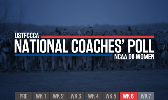 Conference Championships Shake Up NCAA DII Women's National Poll