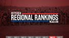 Four Teams Move Into Prime Position In NCAA DIII XC Regional Rankings