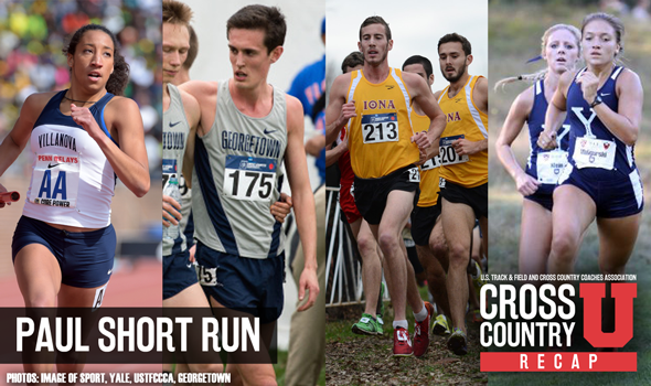 MEET RECAP: Paul Short Run