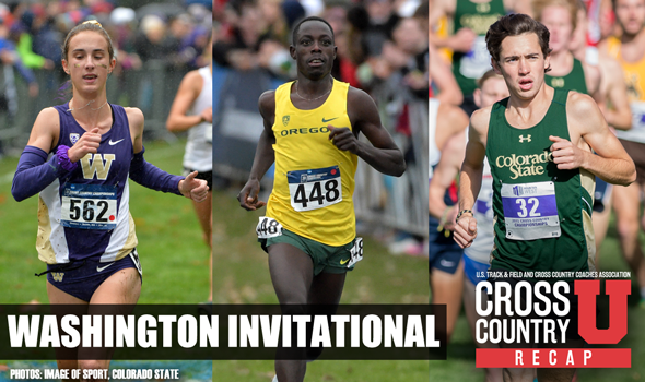 MEET RECAP: Washington Invitational