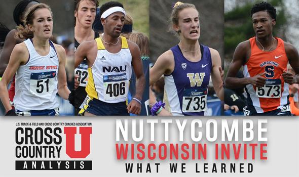 Four Takeaways From Nuttycombe Wisconsin Invitational Ustfccca