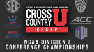 WEEKEND RECAP: D1 Conference Championships
