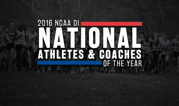 Postseason Awards Announced for 2016 NCAA DI Cross Country