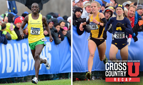 NCAA DI XC Championships: Cheserek, Finn React To Defeats