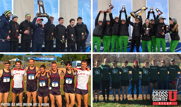 NCAA XC Championships: Teams On The Rise