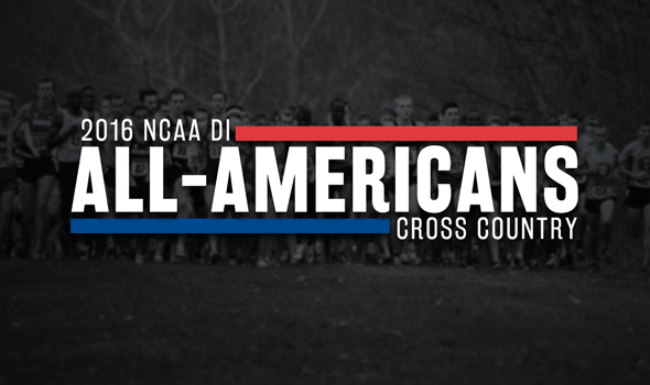 2016 USTFCCCA All-Americans For NCAA DI Cross Country