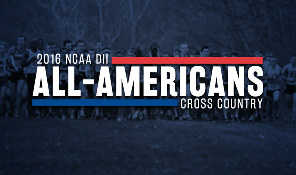 2016 USTFCCCA All-Americans For NCAA DII Cross Country