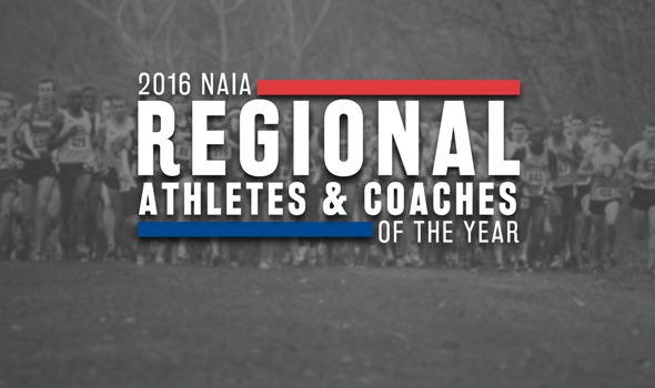 NAIA XC Regional Athletes & Coaches of the Year for 2016 Season